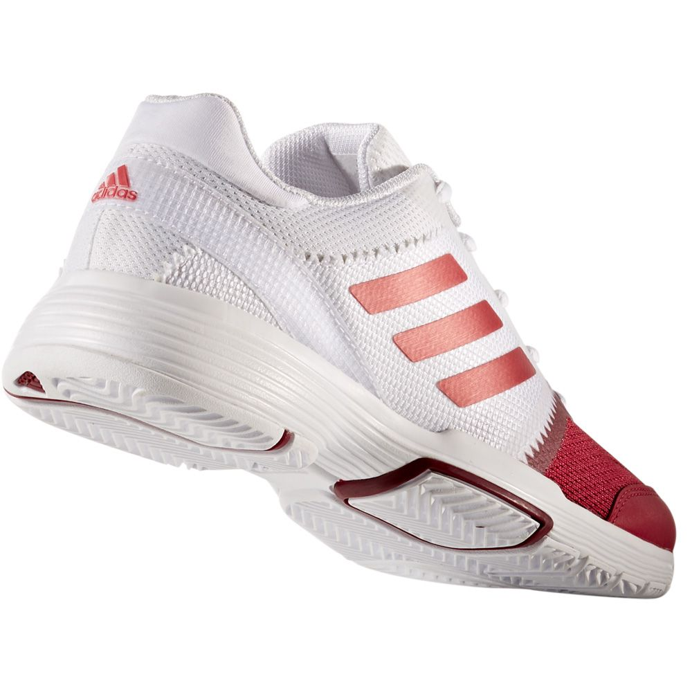 adidas - Barricade Club tennis shoes women mystery ruby at ...