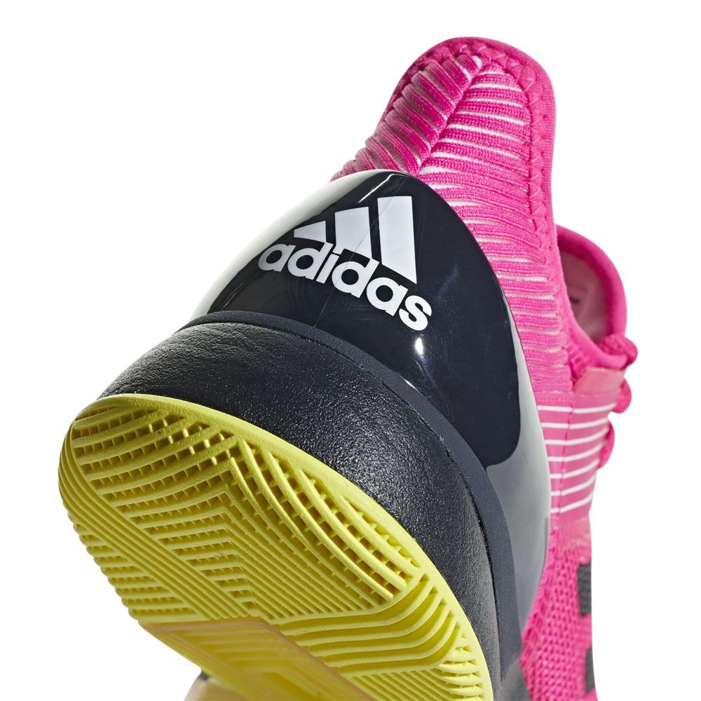 adidas Adizero Ubersonic 3.0 Tennisschuhe Damen shock pink legend ink footwear white