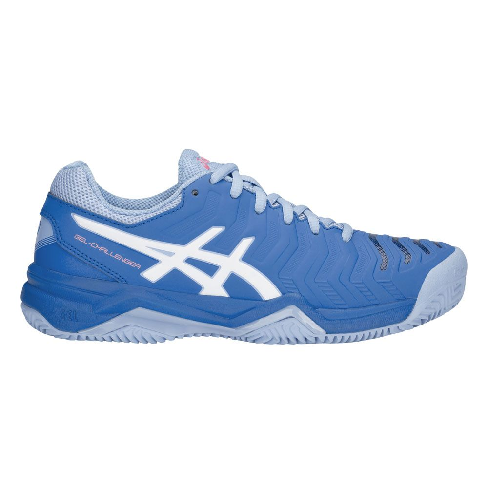 ASICS - Gel-Challenger 11 Clay Tennis Shoes Women electric ...