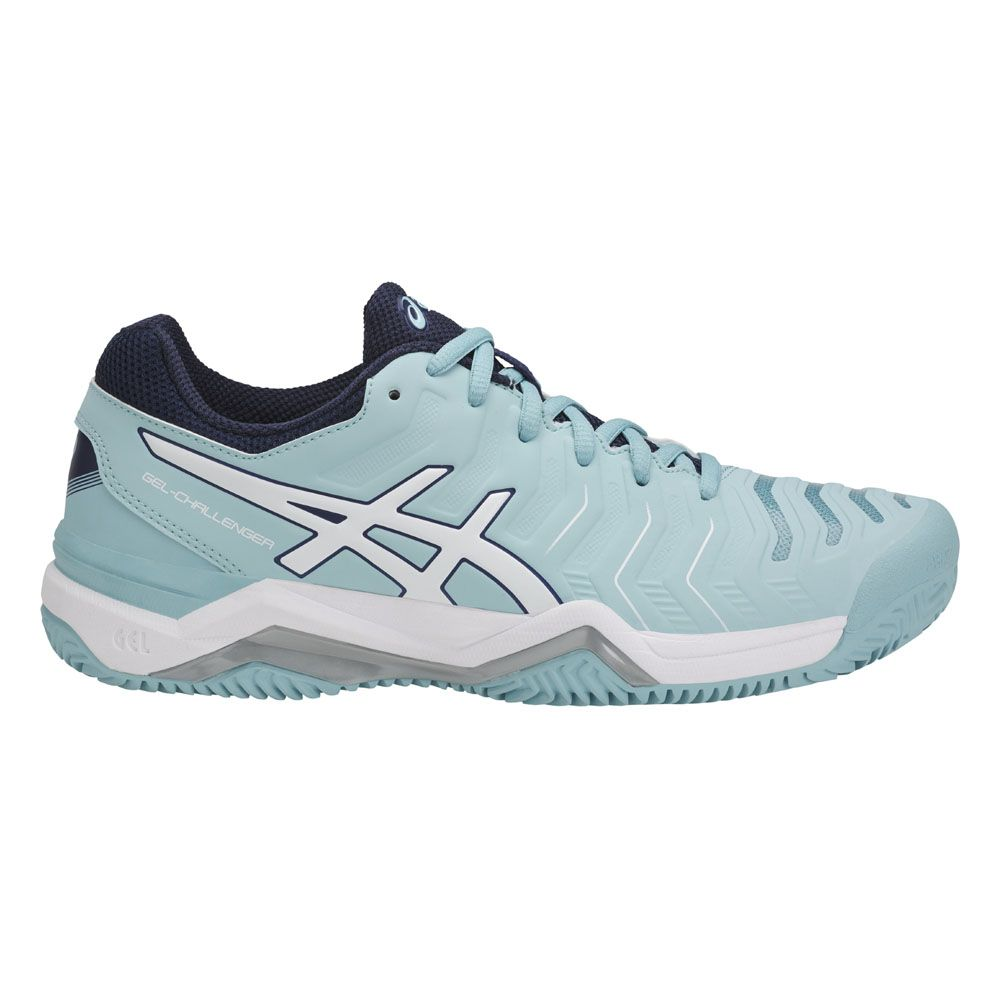 ASICS - Gel-Challenger 11 Clay Tennis Shoe Women porcelain ...