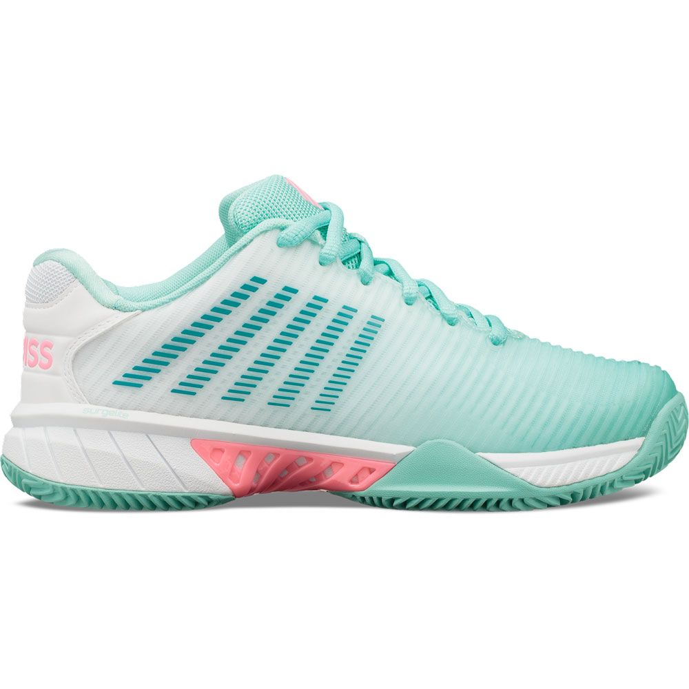 HB Tennis Shoes Women blue white pink