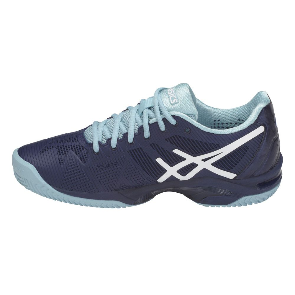 ASICS - GEL-Solution Speed 3 Clay Tennis women indigo blue ...