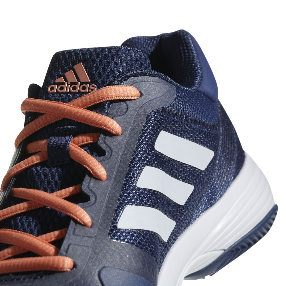 adidas - Barricade Club tennis shoes women noble indigo ...