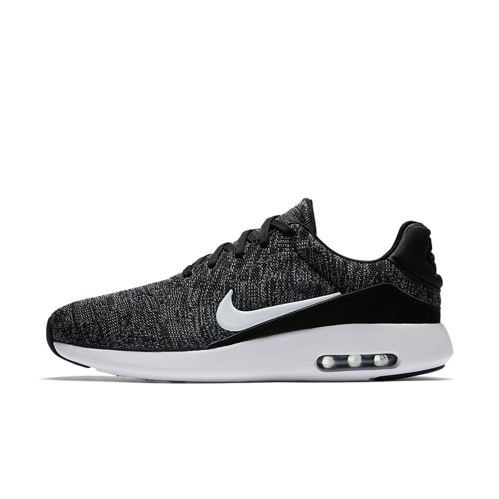 3cd8b04f80 Nike Air Max Modern Flyknit men black cool grey university red white
