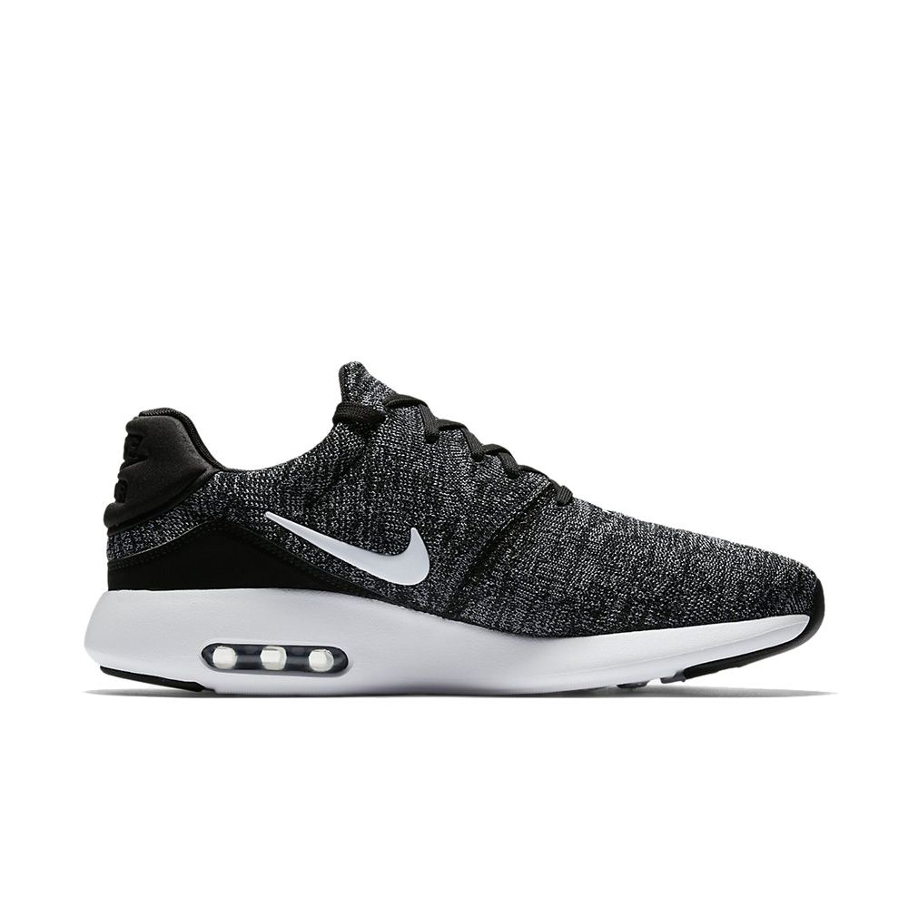 c57f3ce942 Nike - Air Max Modern Flyknit men black cool grey university red ...