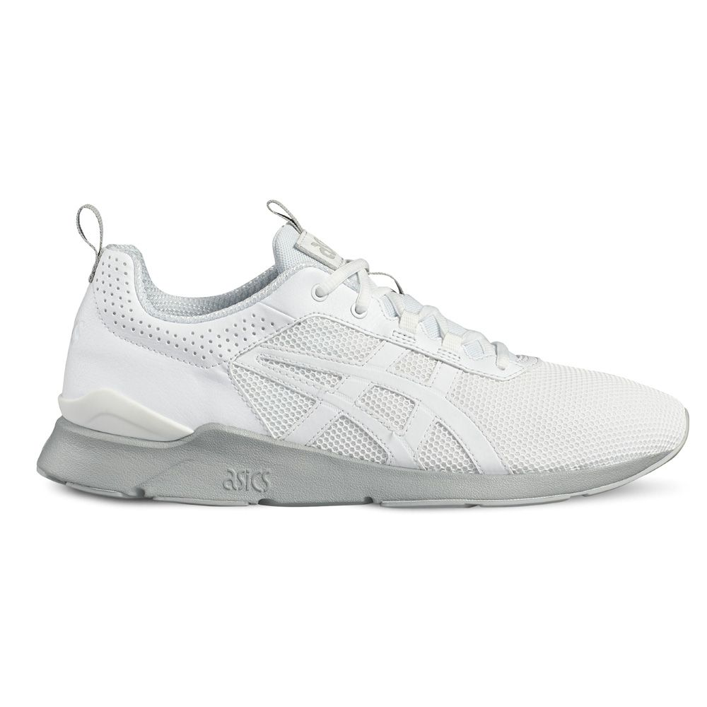 mens white asics gel lyte