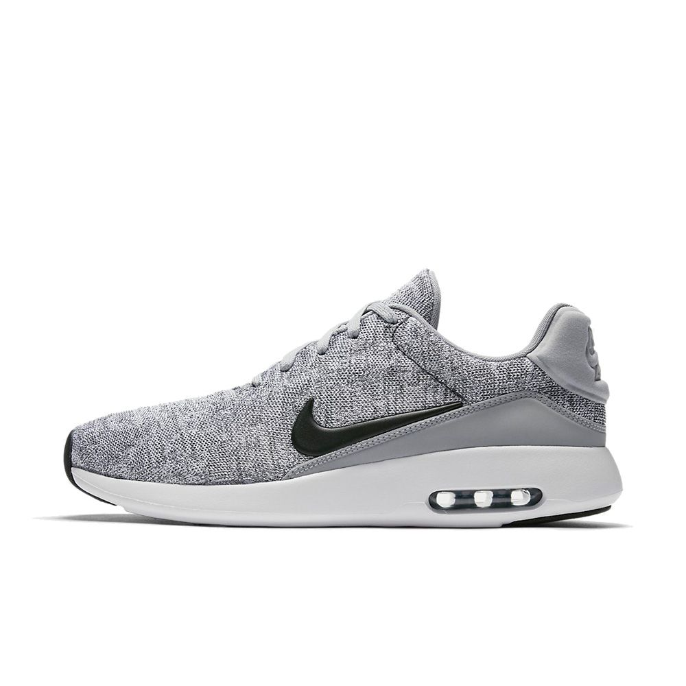 premium selection 6765b 02f80 Nike Air Max Modern Flyknit men wolf grey white black