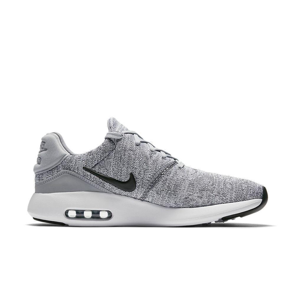 Nike Air Max Modern Flyknit Herren wolf grey white black