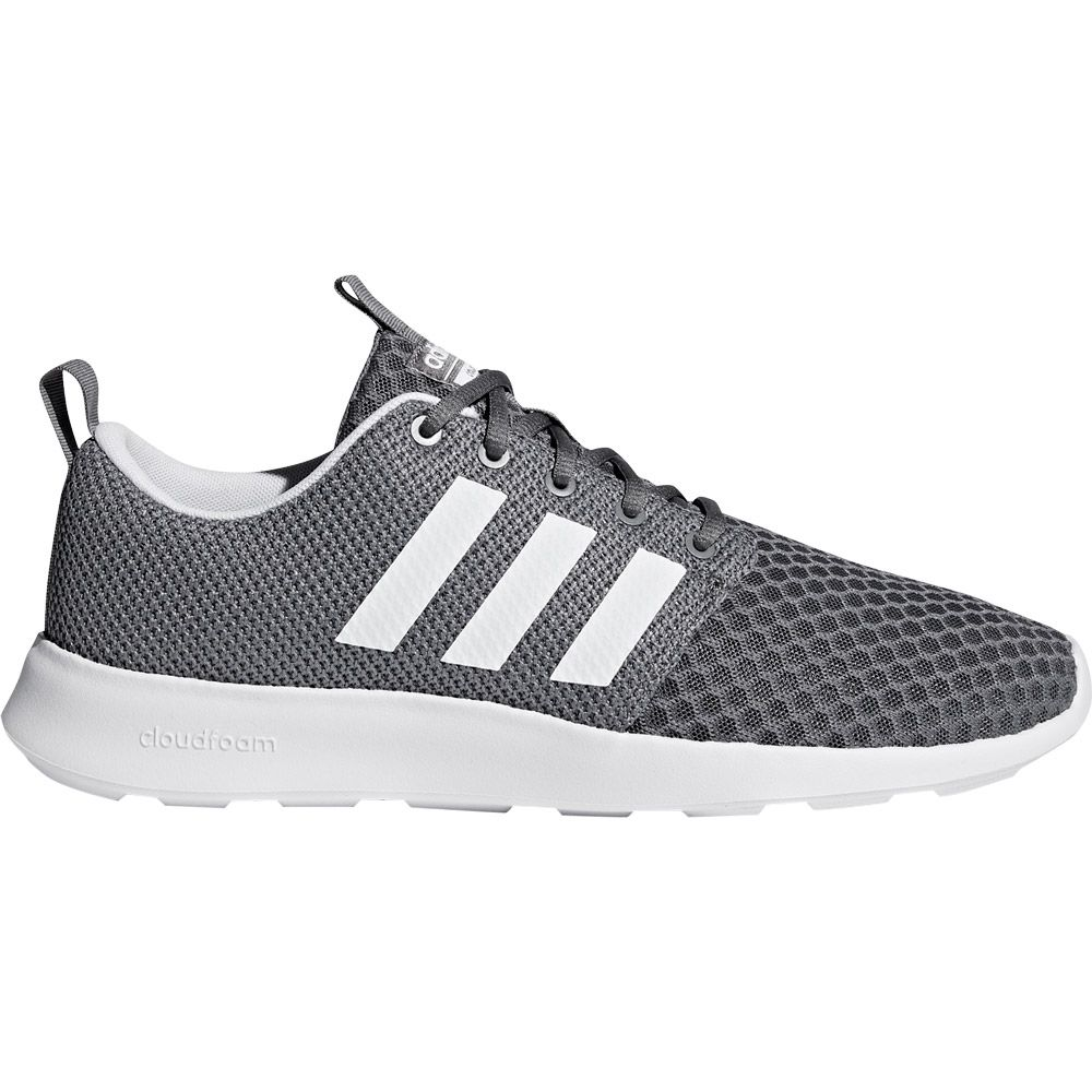 adidas Cloudfoam Swift Racer Sneaker Men grey four core