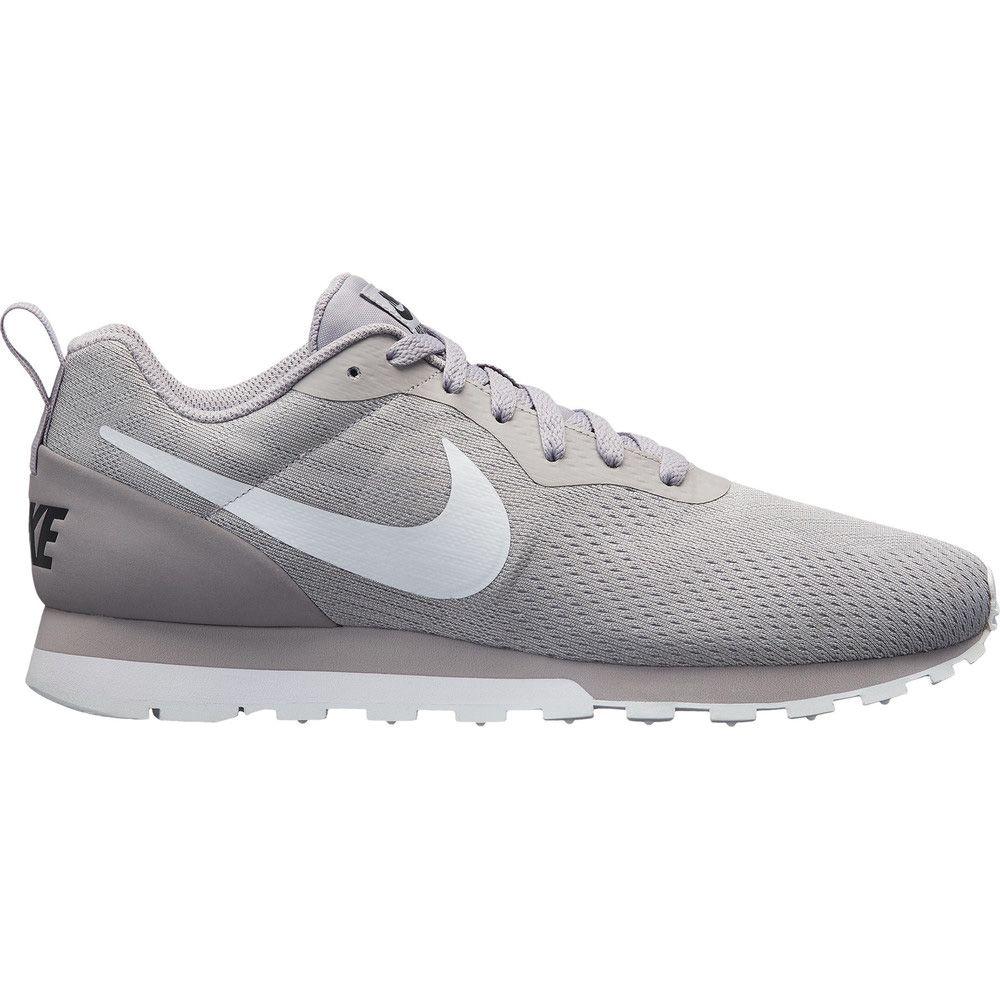 2 Grau Freizeitschuh Runner Md Herren Nike 35j4ALR