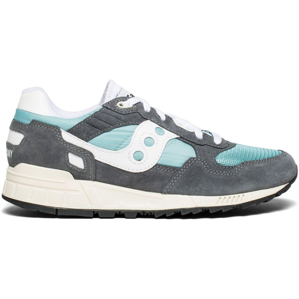 Shadow Grey Sneaker Men Blue Vintage 5000 White Saucony wkPuOiTXZ