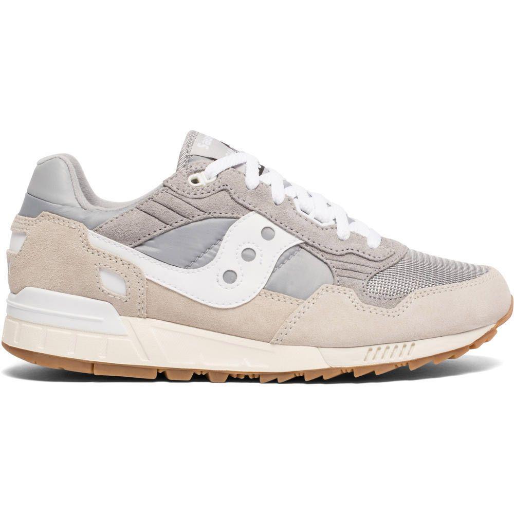 Saucony Shadow 5000 Vintage Sneaker Men grey white