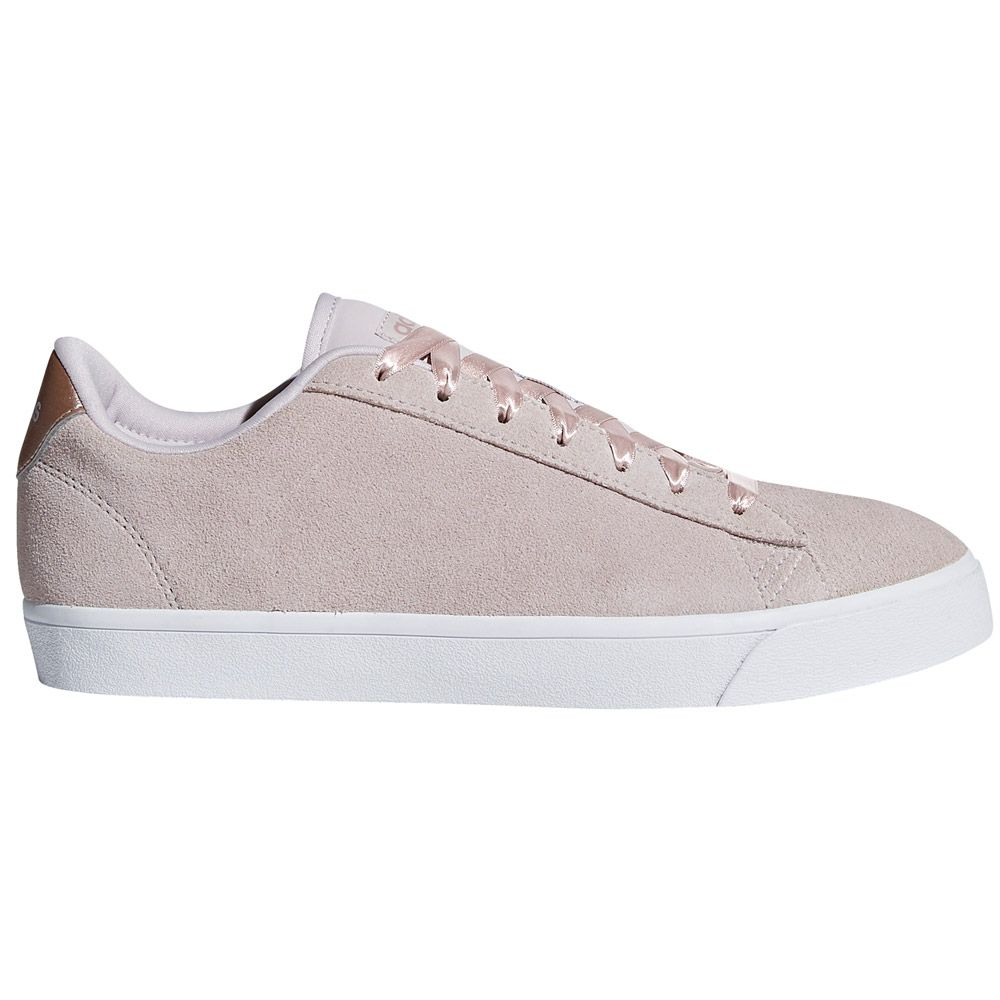buy online 0698c 595de adidas Cloudfoam Daily QT Clean Sneaker women ice purple vapour grey