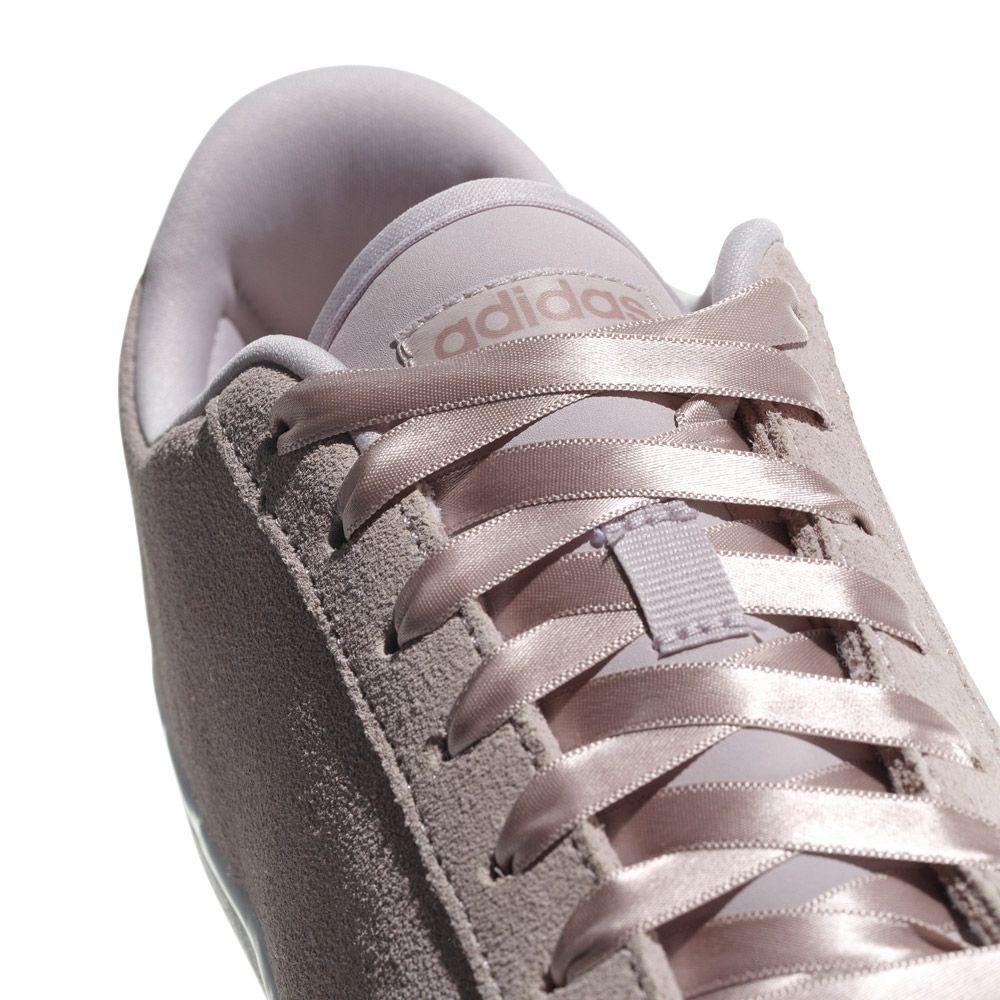 adidas Cloudfoam Daily QT Clean Sneaker Damen ice purple vapour grey