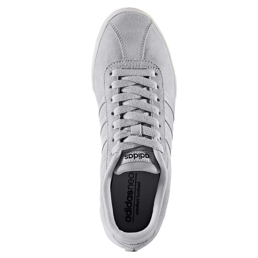 adidas - Courtset W lifestyle shoes women grey two at Sport ...