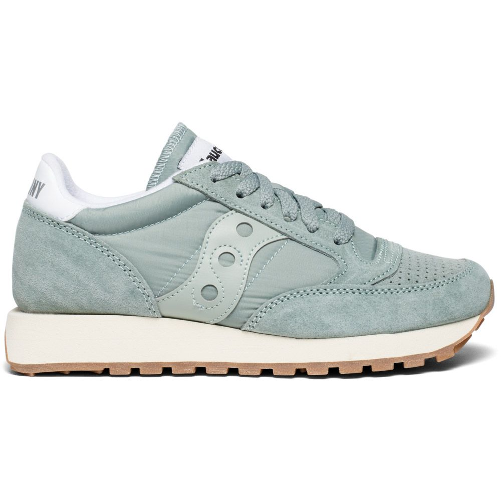 wholesale dealer f6ae9 f64b1 Saucony Jazz Original Vintage Perf. Sneaker Women slate blue