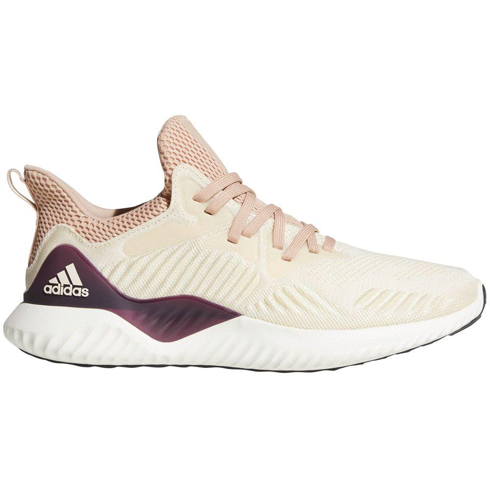 adidas Alphabounce Beyond running shoes women ecru tint