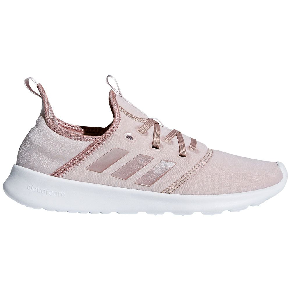 adidas Cloudfoam Pure Sneaker Damen ice purple vapour grey
