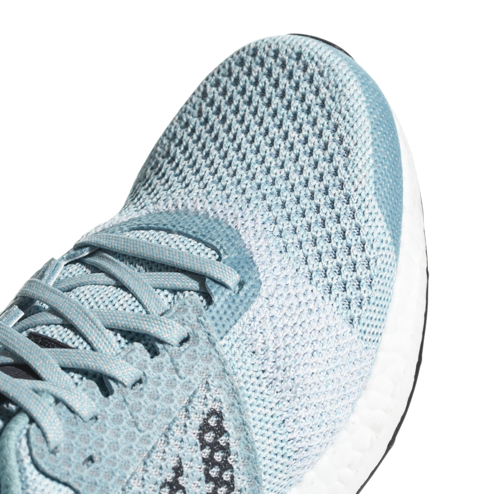 adidas UltraBoost Parley ST Laufschuhe Damen blue spirit footwear white chalk pearl