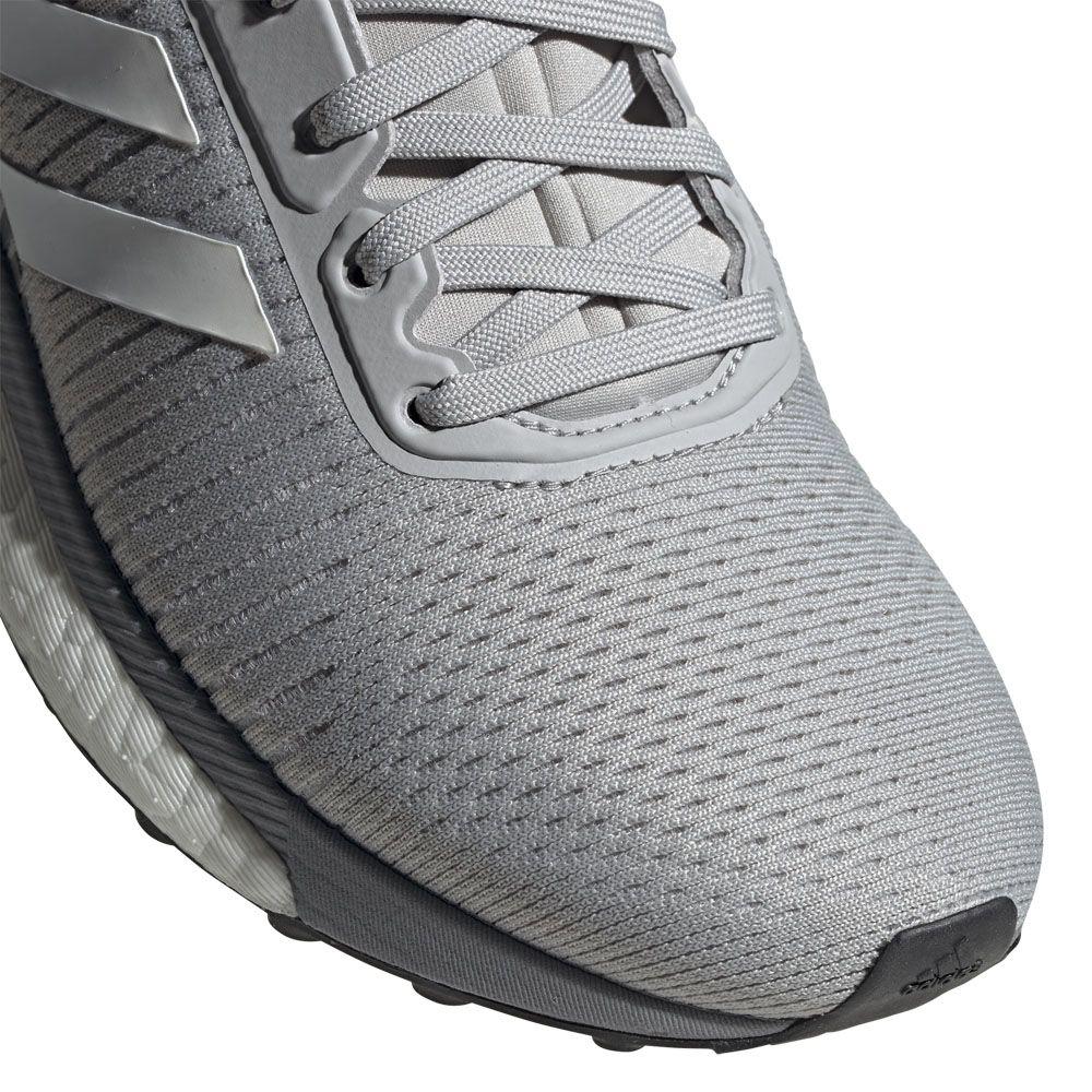 adidas - Solar Glide ST 19 Running Shoes Women grey two footwear white  solar orange