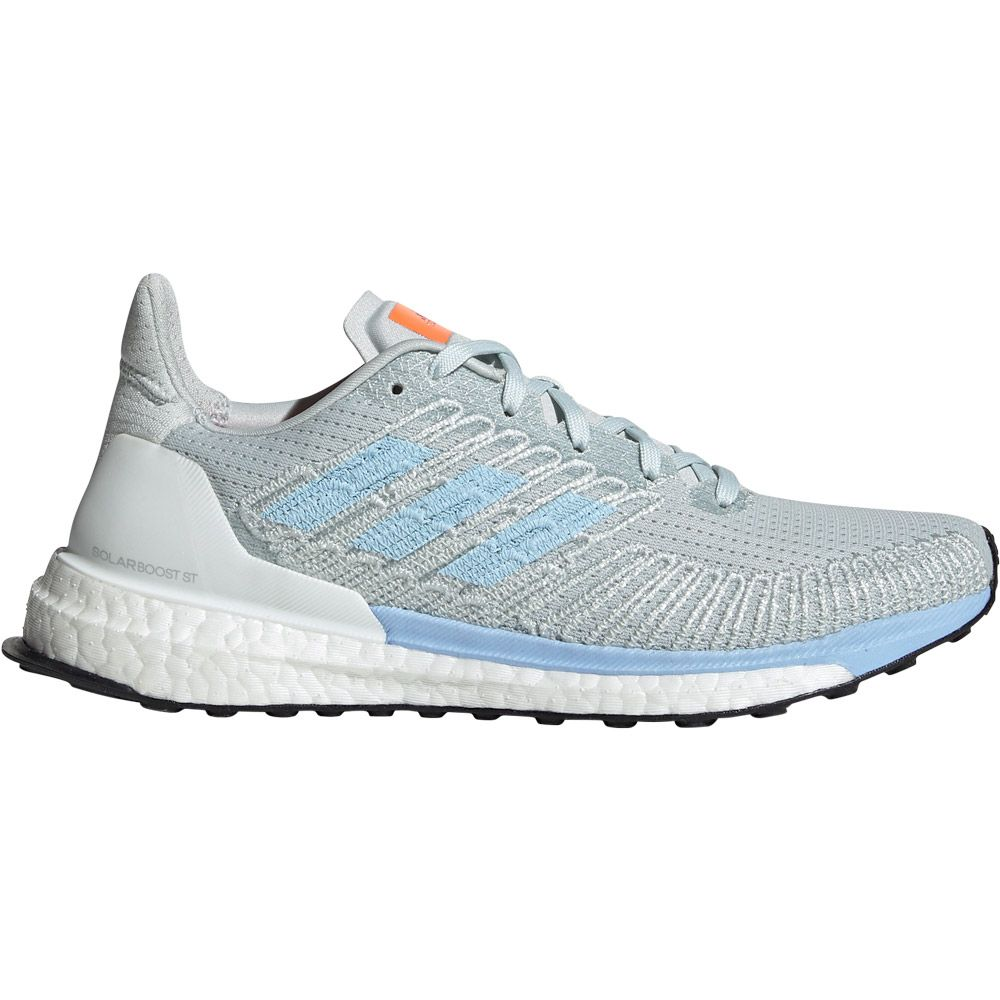 adidas Solarboost ST 19 Running Shoes Women blue tint glow blue solar orange