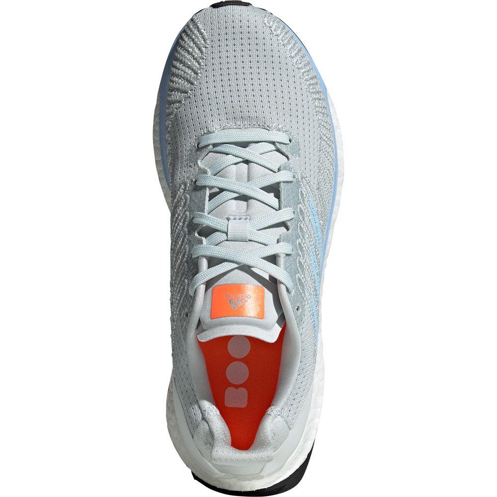 Solarboost ST 19 Running Shoes Women blue tint glow blue solar orange