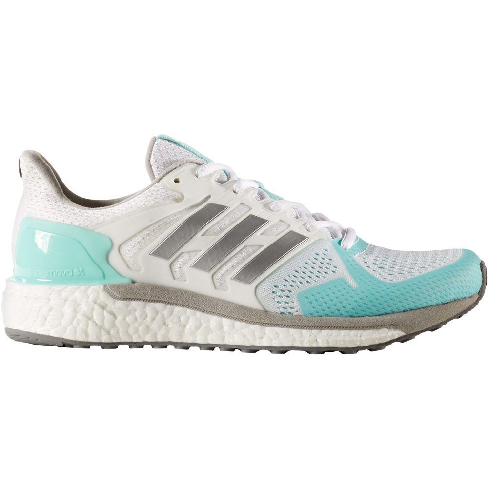 adidas - Supernova ST running shoes women white at Sport ...