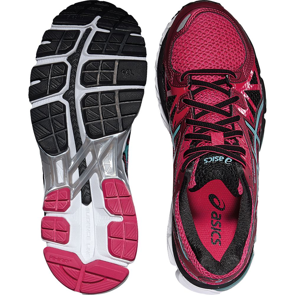ASICS - Gel-Luminus Running Shoe Women azalea at Sport Bittl ...