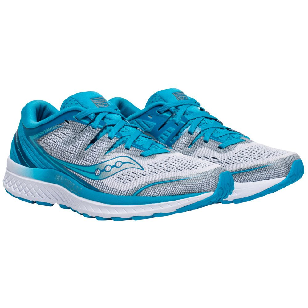 Saucony Guide Iso 2 Running Shoes Women blue