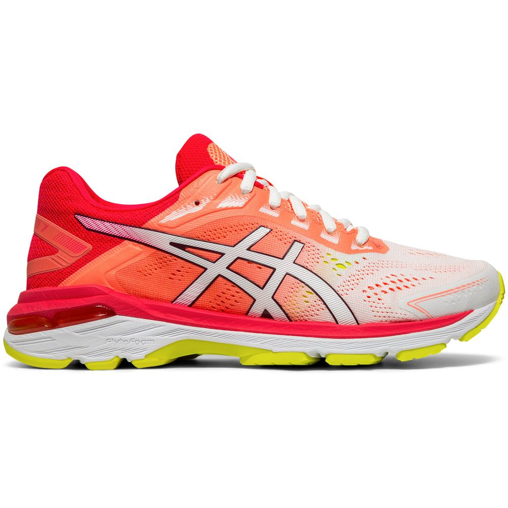 ASICS - GT-2000 7 Shine Running Shoes Women white laser pink