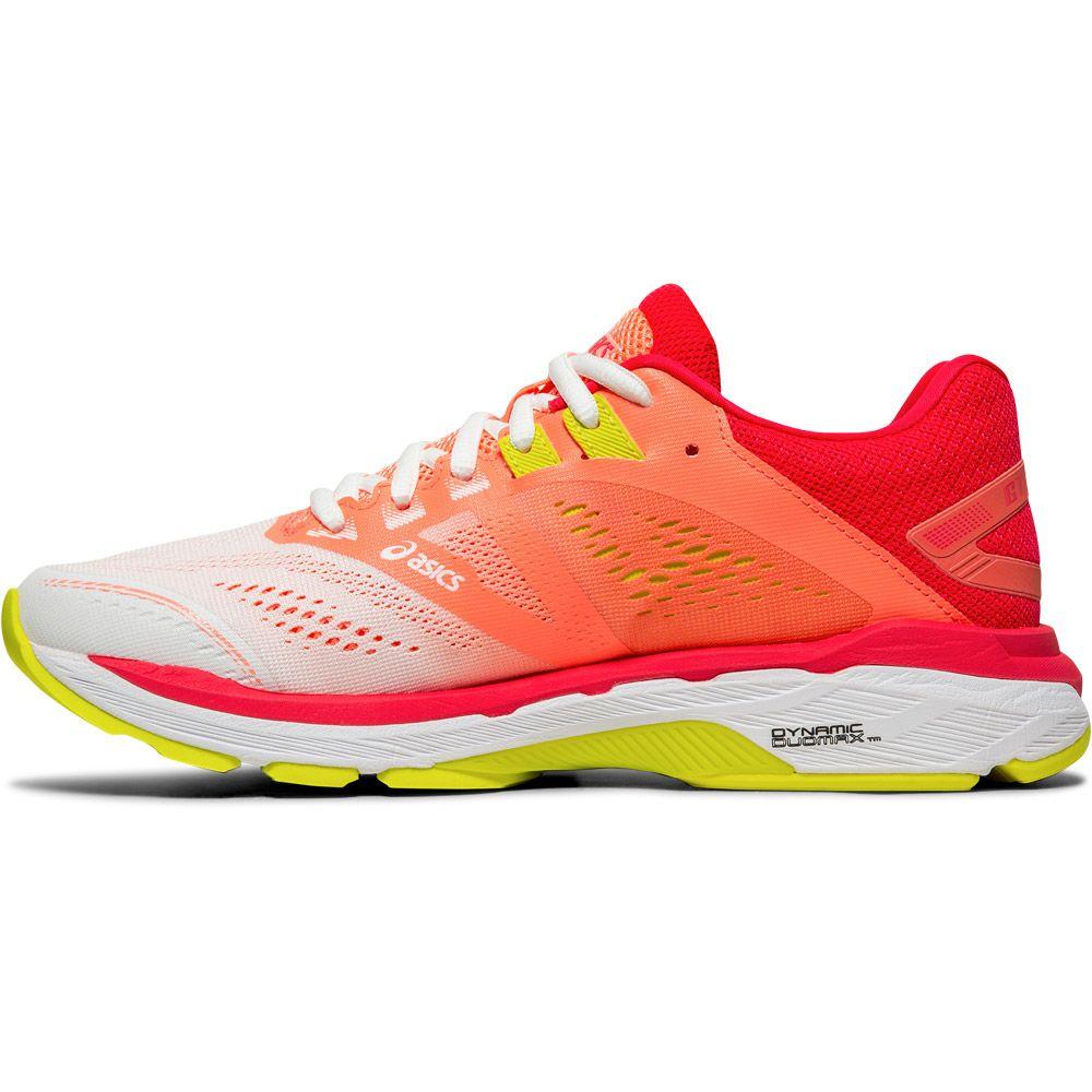 ASICS - GT-2000 7 Shine Running Shoes Women white laser pink ...