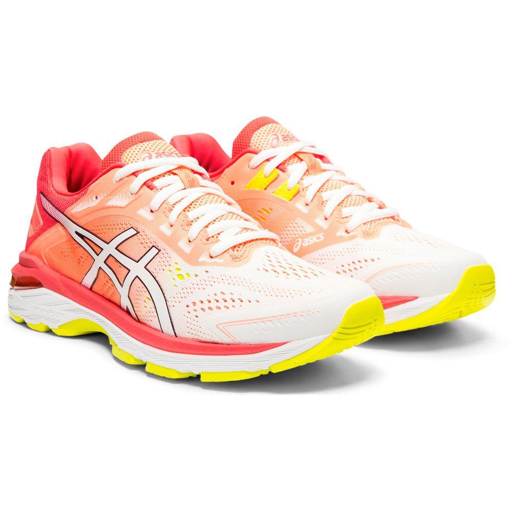ASICS - GT-2000 7 Shine Running Shoes Women white laser pink