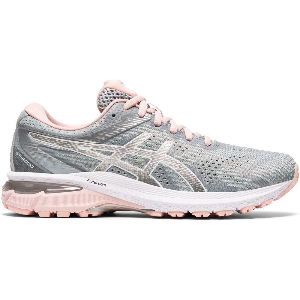 ASICS - GT-2000 8 Running Shoes Women sheet rock pure silver
