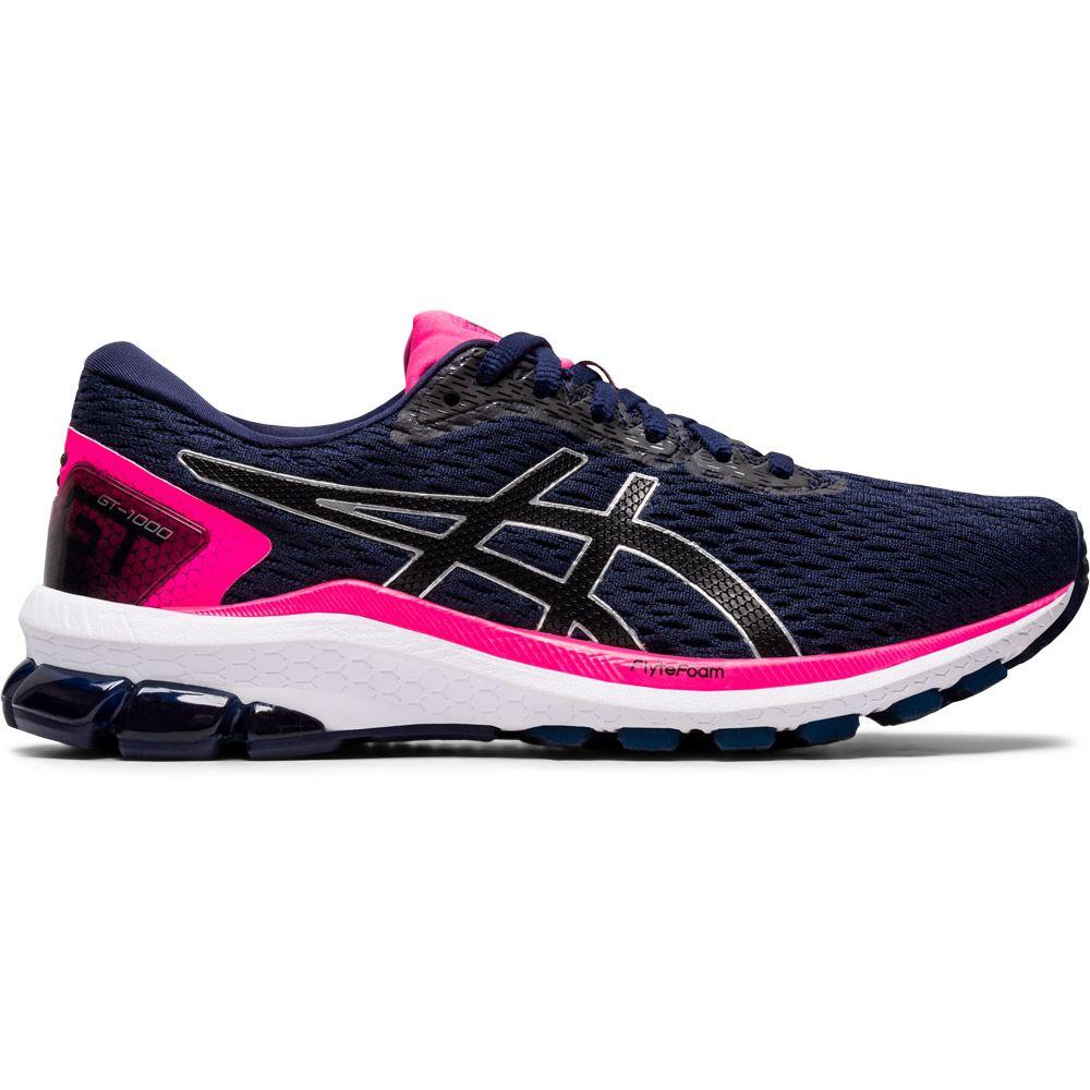 ASICS - GT-1000 9 Running Shoes Women peacoat black