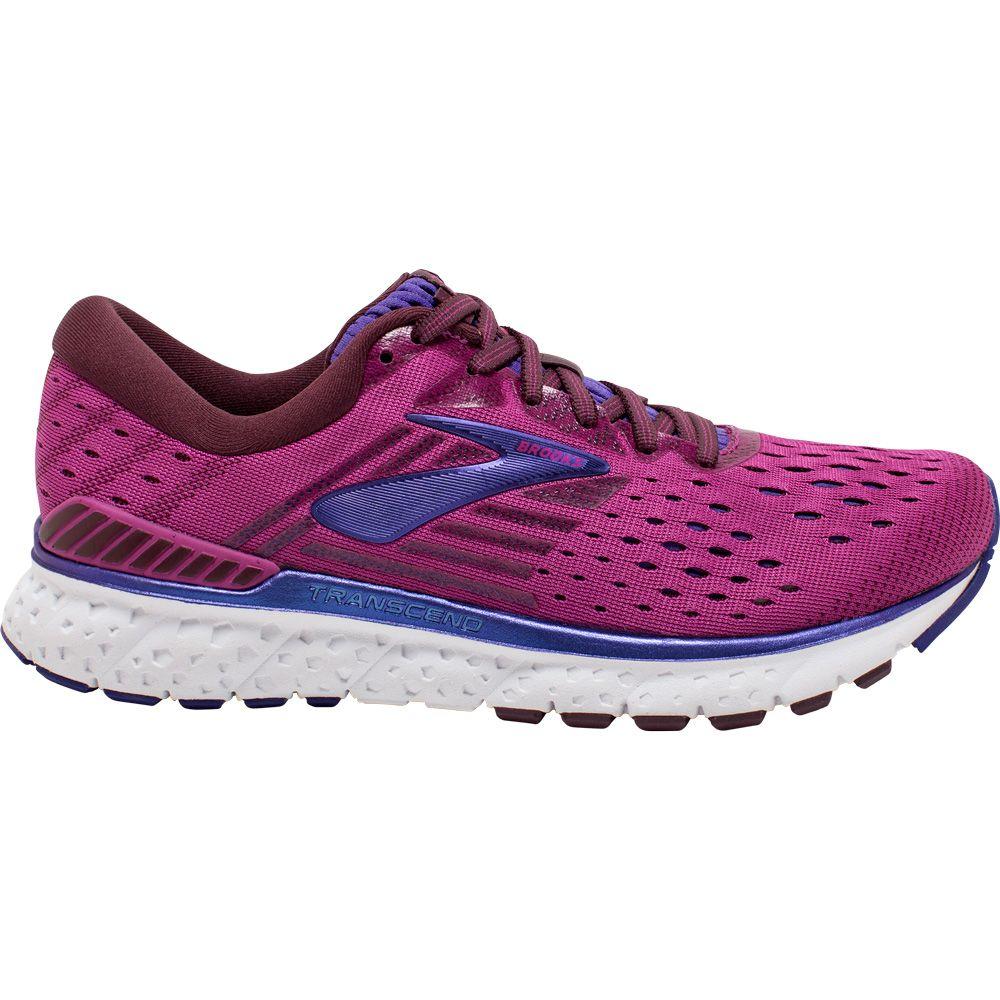 867bdc1afbd Brooks - Transcend 6 Running Shoes Women aster purple at Sport Bittl ...