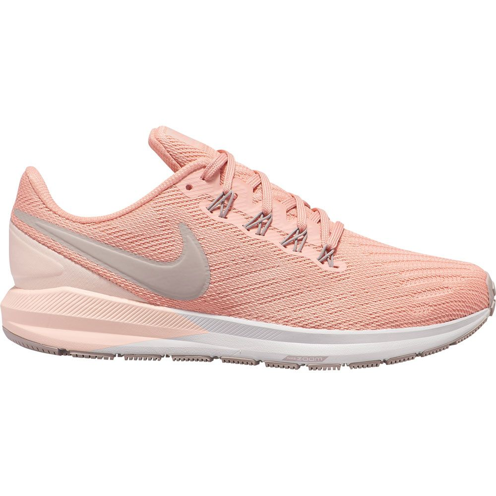 Nike - Air Zoom Structure 22 Running Shoe Women pink quartz pumice-wa