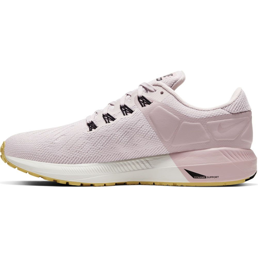 Nike Air Zoom Structure 22 Running Shoe Women platinum violet black plum chalk