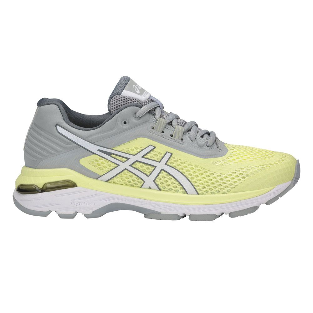 ASICS - GT-2000 6 Running Shoes Women limelight white mid ...