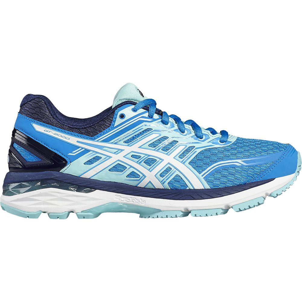 ASICS - GT-2000 5 running women diva blue at Sport Bittl Shop