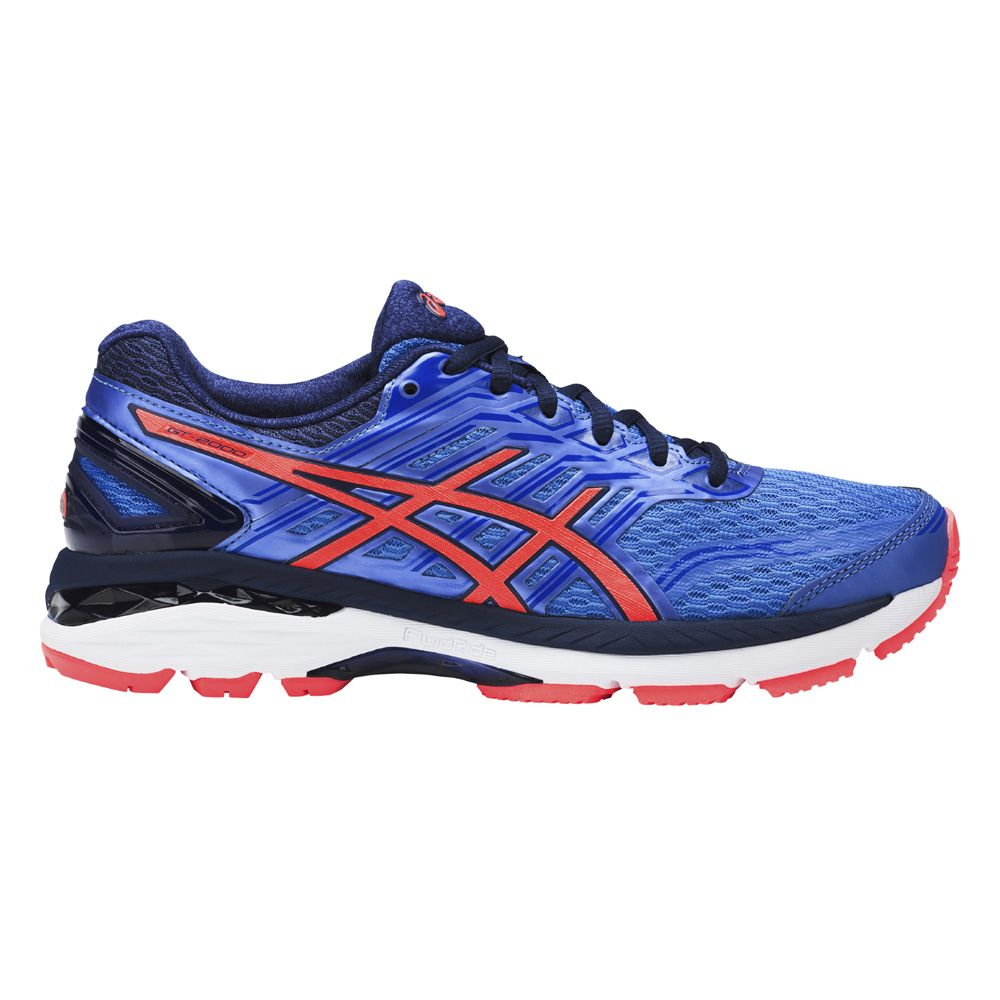 ASICS - GT-2000 5 W Laufschuhe Women regatta blue at Sport ...