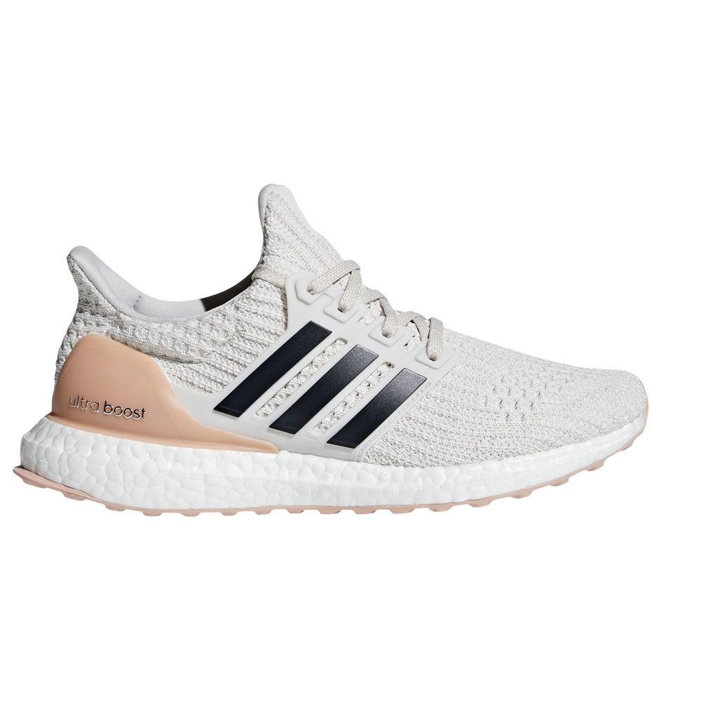 adidas Ultra Boost running shoes women cloud white at
