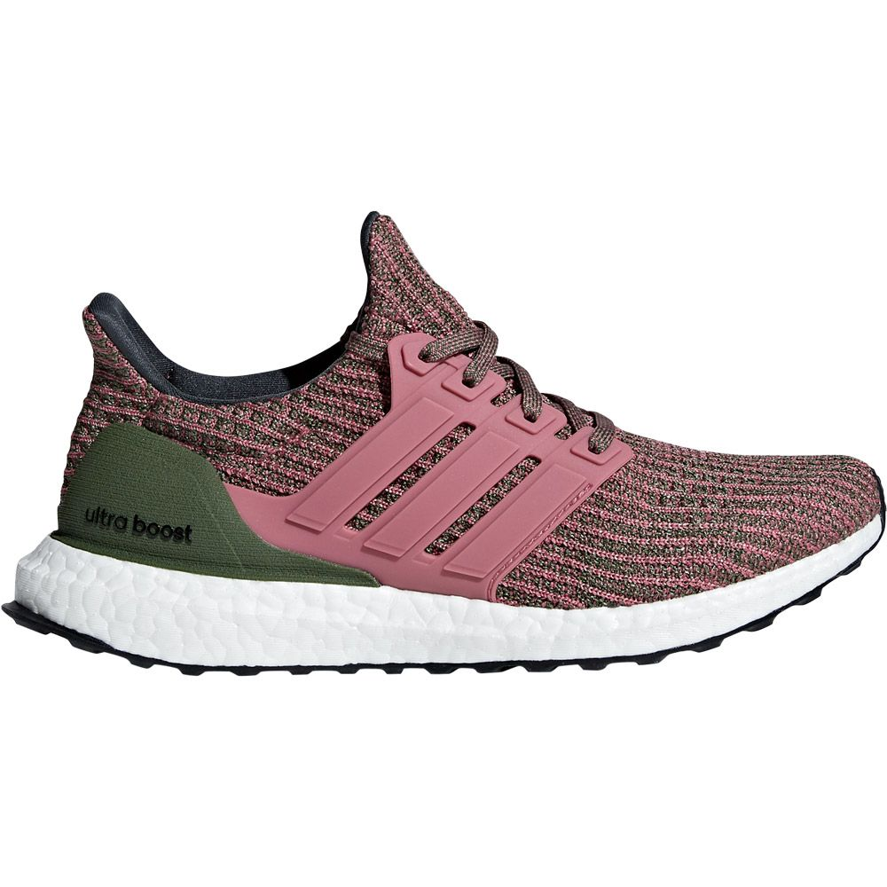 f1e407e88e9db1 adidas - UltraBOOST Running Shoes Women trace maroon base green at ...