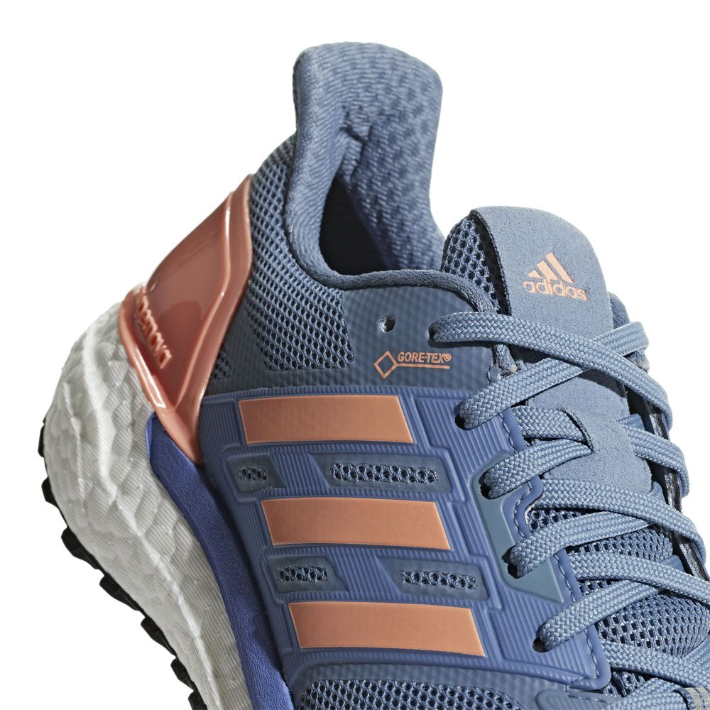 adidas - Supernova GTX Running Shoes Men raw grey chalk ...