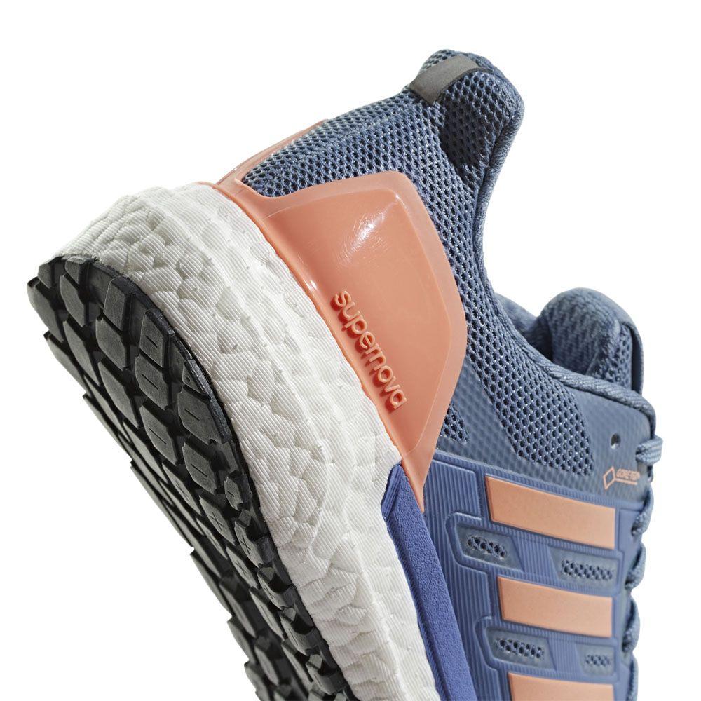 adidas - Supernova GTX Running Shoes Men raw grey chalk ...