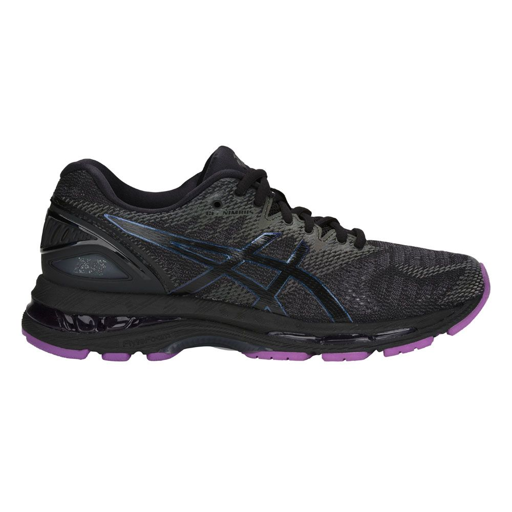 ASICS - Gel-Nimbus 20 Lite-Show Running Shoes Women black at ...