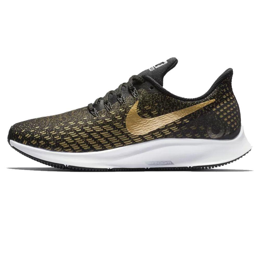 e0bc906de65 Nike - Air Zoom Pegasus 35 Running Shoes Women wheat gold at Sport ...