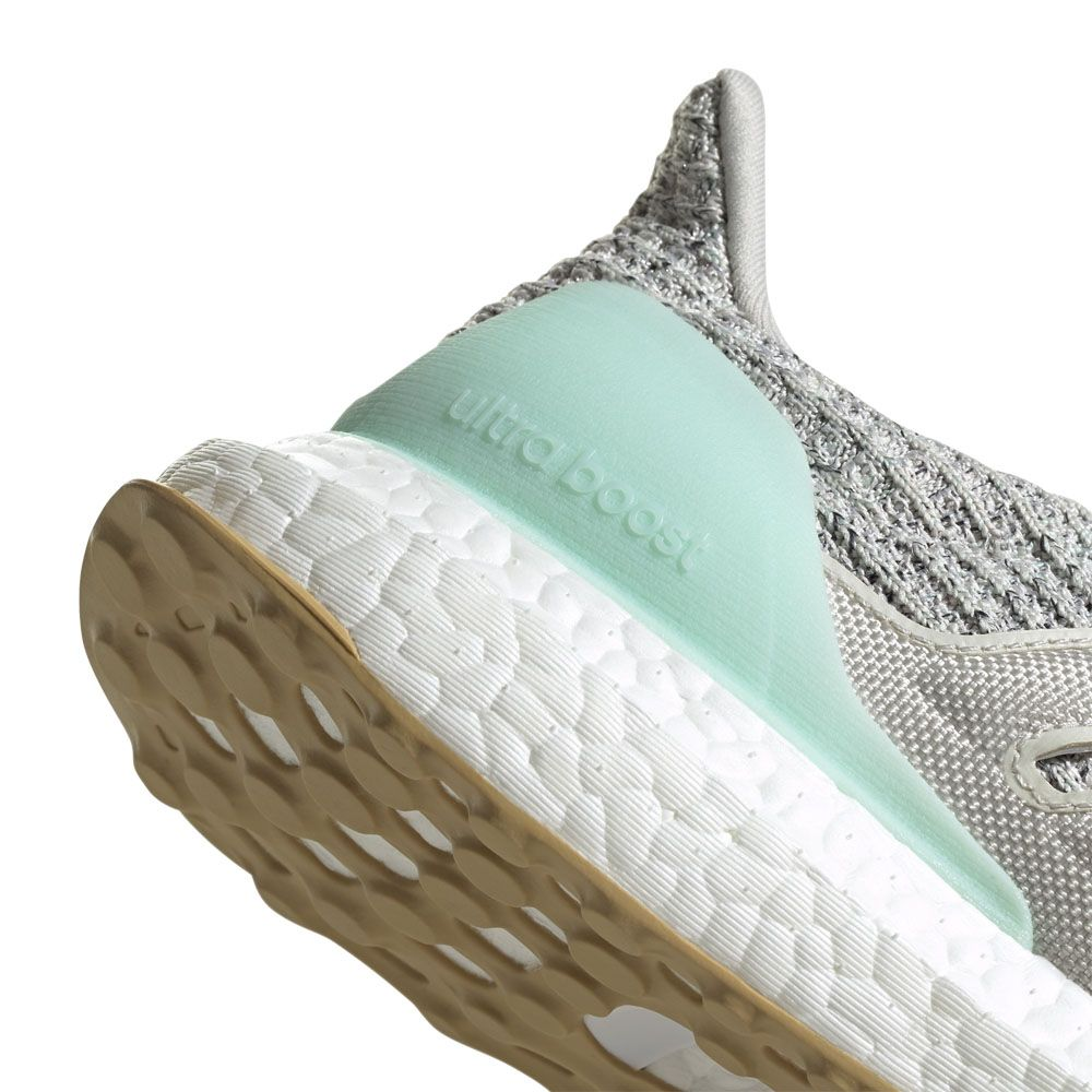 340e28df81 adidas - UltraBoost Running Shoes Women clear mint raw white carbon ...