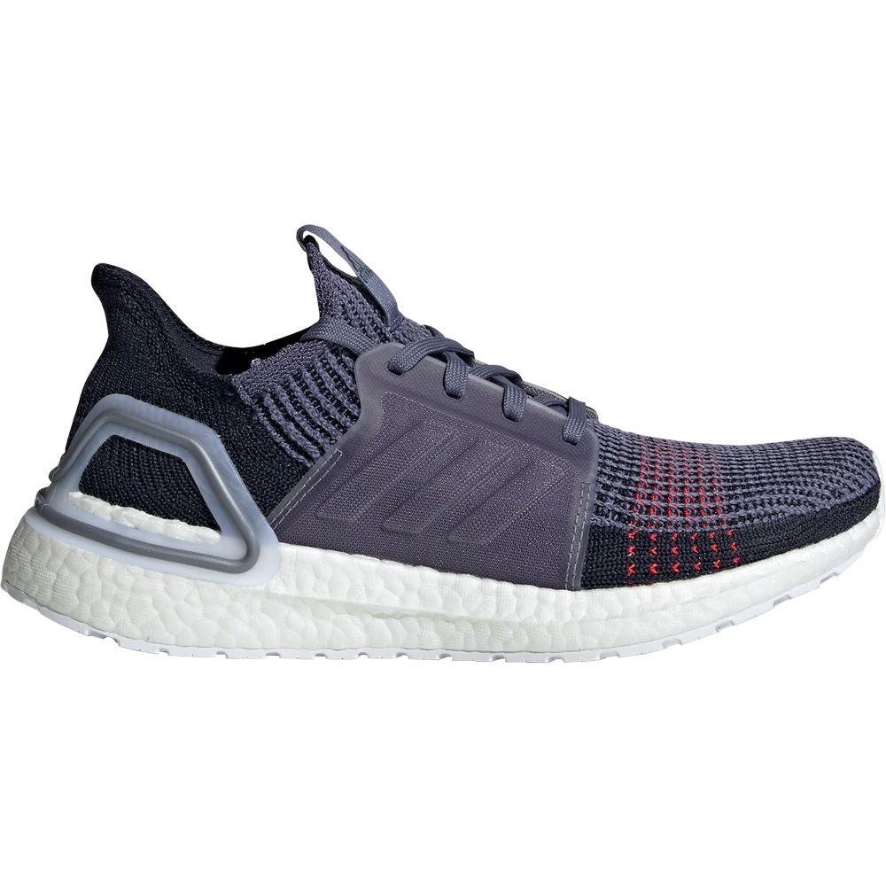 adidas UltraBoost 19 Running Shoes Women raw indigo shock red
