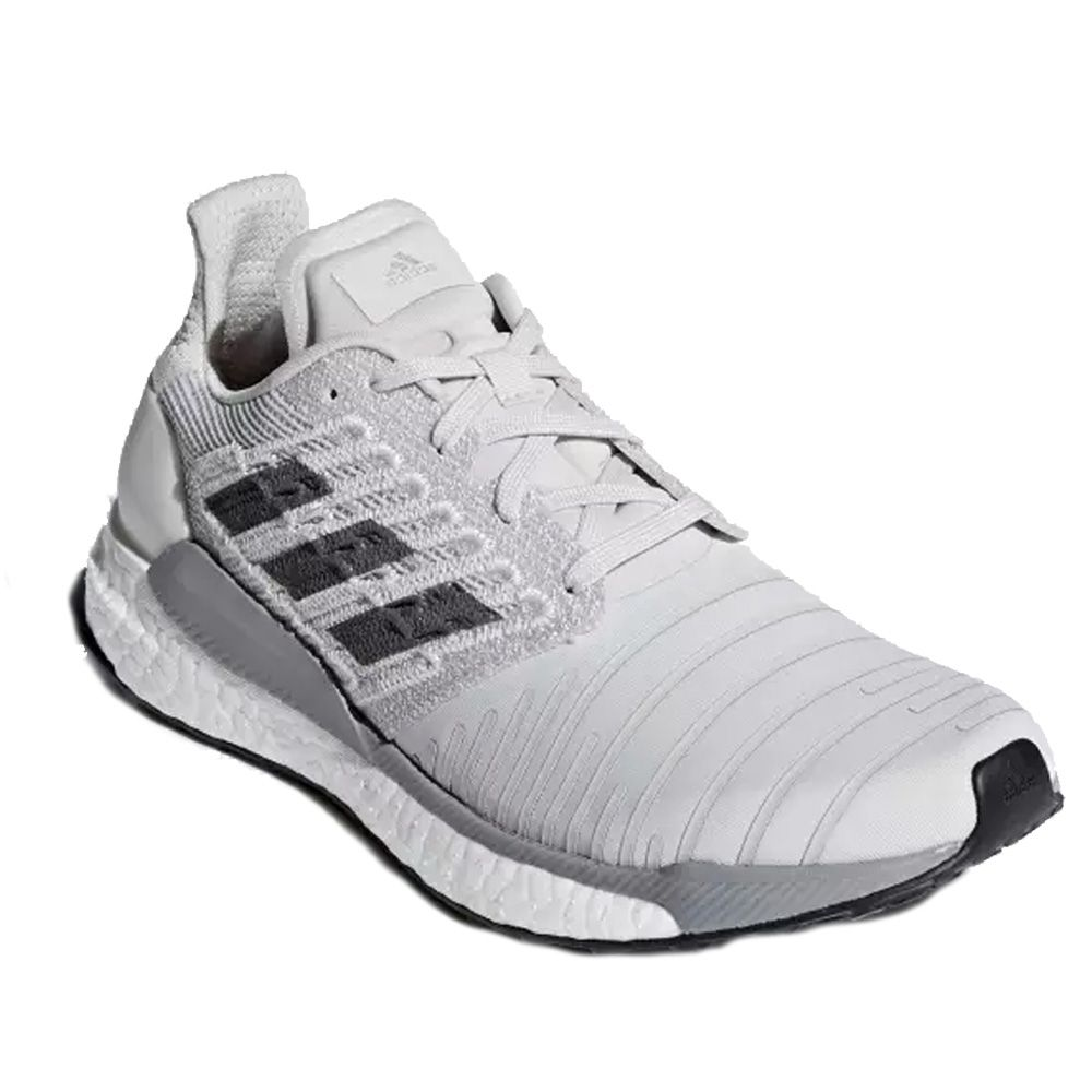 wholesale dealer 8e6f4 72a3d adidas - SolarBoost running shoes women grey one