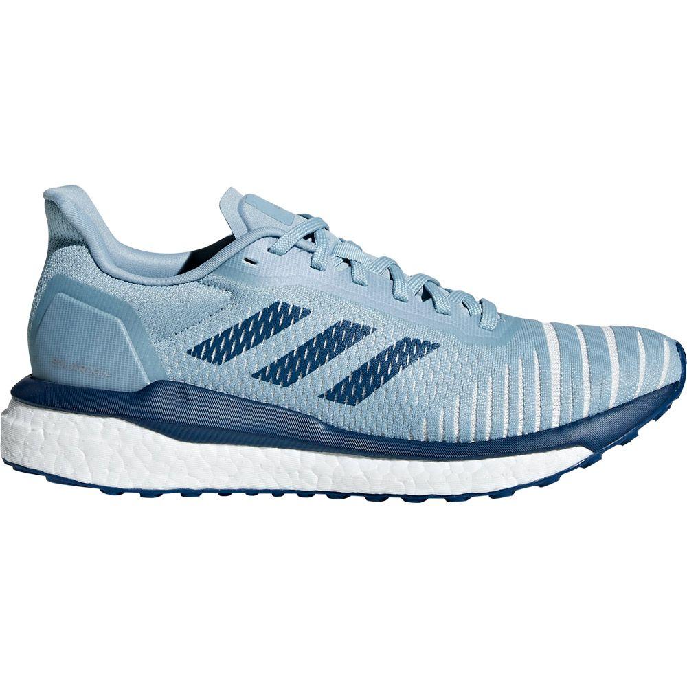 Schuhe 10 Solar Boost US Adidas 44 Sneaker Drive blau Lauf